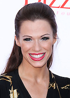 LOS ANGELES, CA, USA - JULY 19: Ashleigh Di Lello at the 4th Annual Celebration Of Dance Gala Presented By The Dizzy Feet Foundation held at the Dorothy Chandler Pavilion at The Music Center on July 19, 2014 in Los Angeles, California, United States. (Photo by Xavier Collin/Celebrity Monitor)