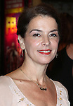 Annabella Sciorra.attending the opening night of the Broadway limited engagement of 'Fela!' at the Al Hirschfeld Theatre on July 12, 2012 in New York City.