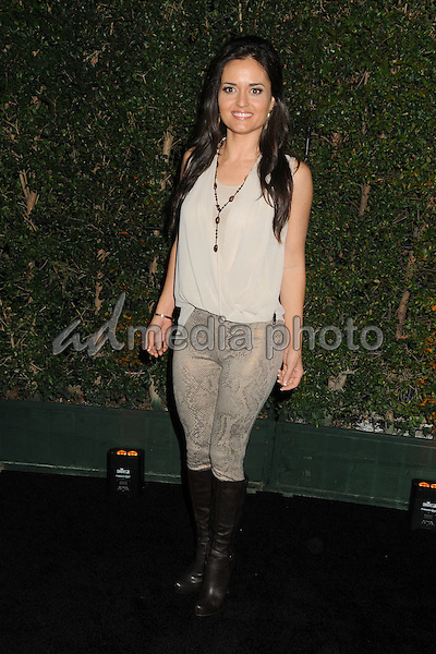 "9 December 2015 - Los Angeles, California - Danica McKellar. Opening Night of ""Kurios"" from Cirque du Soleil held at Dodgers Stadium. Photo Credit: Byron Purvis/AdMedia"