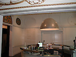Before: Admissions desk. Photo: Cooper-Hewitt
