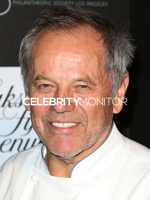 CULVER CITY, CA, USA - OCTOBER 08: Wolfgang Puck arrives at the 5th Annual PSLA Autumn Party benefiting Children's Institute, Inc. held at 3Labs on October 8, 2014 in Culver City, California, United States. (Photo by Xavier Collin/Celebrity Monitor)