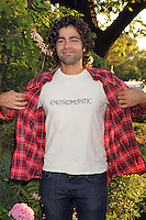 Adrian Grenier attending Bette Midler's New York Restoration Project's 11th annual Spring Picnic on The Cloisters Lawn at Fort Tryon Park in New York, 31.05.2012...Credit: Rolf Mueller/face to face /MediaPunch Inc. ***FOR USA ONLY***