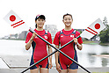 Rowing : Japan National Team Training