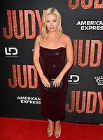"LOS ANGELES, USA. September 20, 2019: Elisha Cuthbert at the premiere of ""Judy"" at the Samuel Goldwyn Theatre.<br /> Picture: Paul Smith/Featureflash"