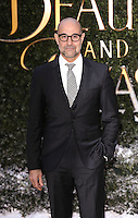 Stanley Tucci<br /> arrives for the &quot;Beauty and the Beast&quot; screening, St.James', London.<br /> <br /> <br /> &copy;Ash Knotek  D3234  23/02/2017