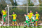 In Action Munster Junior Cup 2nd Round Mitchels Avenue v Killarney Celtic at Mounthawk Park on Sunday