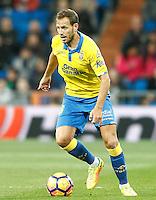 UD Las Palmas' Dani Castellano during La Liga match. March 1,2017. (ALTERPHOTOS/Acero) /NORTEPHOTOmex