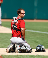 Ed Easley - Arizona Diamondbacks - 2009 spring training.Photo by:  Bill Mitchell/Four Seam Images