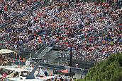 May 28th 2017, Monaco; F1 Grand Prix of Monaco Race Day;  Sebastian Vettel - Scuderia Ferrari SF70H