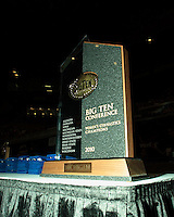 March 27th, 2010. Women's Big Ten Gymnastics Championships help at the Ohio State University..
