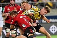 20190329 Super Rugby -  Hurricanes v Crusaders