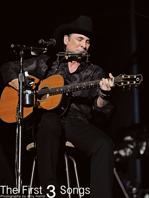 Clint Black performs at LP Field during the 2011 CMA Music Festival on June 11, 2011 in Nashville, Tennessee.