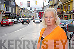 Marie Leen who waited over fifty minutes for an ambulance to arrive in Killarney town last weekend