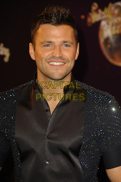 Mark Wright  attends the red carpet launch for 'Strictly Come Dancing' 2014 at Elstree Studios on September 2, 2014 in Borehamwood, England. <br /> CAP/CJ<br /> &copy;Chris Joseph/Capital Pictures