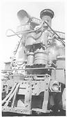 K-28 #478 pilot bean amd air pump.<br /> D&amp;RGW
