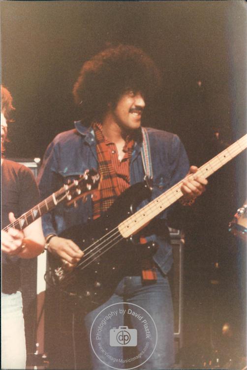 Phil Lynott 1982 NYC