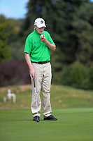Richard Lee. Day one of the Jennian Homes Charles Tour / Brian Green Property Group New Zealand Super 6's at Manawatu Golf Club in Palmerston North, New Zealand on Thursday, 5 March 2020. Photo: Dave Lintott / lintottphoto.co.nz