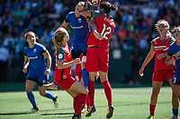 Seattle Reign FC vs Portland Thorns FC, August 26, 2017
