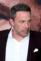 LOS ANGELES - MAR 1:  Ben Affleck at the The Way Back Premiere at the Regal LA Live on March 1, 2020 in Los Angeles, CA