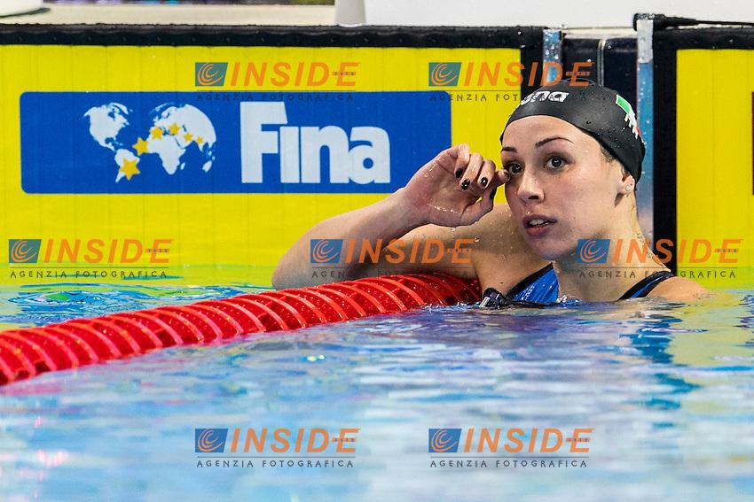 DI PIETRO Silvia ITA<br /> Women's 50m Butterfly<br /> 13th Fina World Swimming Championships 25m <br /> Windsor  Dec. 8th, 2016 - Day03 Finals<br /> WFCU Centre - Windsor Ontario Canada CAN <br /> 20161208 WFCU Centre - Windsor Ontario Canada CAN <br /> Photo &copy; Giorgio Scala/Deepbluemedia/Insidefoto