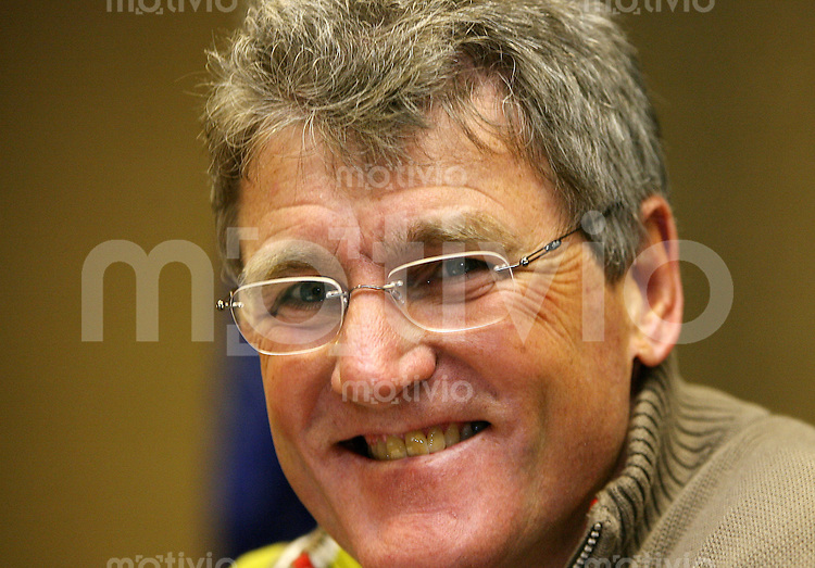 Ski Alpin; Saison 2006/2007  Abfahrt Herren FIS Renndirektor Goenther Hujara (GER FOTO : Pressefoto ULMER / Markus Ulmer