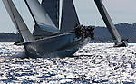 "Ran during""Les Voiles de Saint Tropez"", France.."