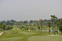 A view from the tee on 4 looking back down the fareway on 3 during Rd 2 of the Asia-Pacific Amateur Championship, Sentosa Golf Club, Singapore. 10/5/2018.<br /> Picture: Golffile | Ken Murray<br /> <br /> <br /> All photo usage must carry mandatory copyright credit (© Golffile | Ken Murray)
