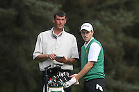 Kevin Phelan (Ireland) on the Final Day of the International European Amateur Championship 2012 at Carton House, 11/8/12...(Photo credit should read Jenny Matthews/Golffile)...