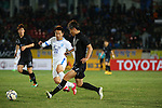 Seongnam FC vs Guangzhou R&F during the 2015 AFC Champions League Group F match on April 07, 2015 at the Tancheon Sports Complex in Seongnam, Korea Republic. Photo by Takefumi Tsutsui / World Sport Group