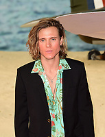 www.acepixs.com<br /> <br /> July 13 2017, London<br /> <br /> Dougie Poynter arriving at the world premiere of 'Dunkirk' at the Odeon Leicester Square on July 13, 2017 in London, England<br /> <br /> By Line: Famous/ACE Pictures<br /> <br /> <br /> ACE Pictures Inc<br /> Tel: 6467670430<br /> Email: info@acepixs.com<br /> www.acepixs.com