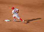 6 April 2015: Washington Nationals outfielder Bryce Harper rounds the bases after hitting a solo home run in the 4th inning of the Home Opening Game against the New York Mets at Nationals Park in Washington, DC. The Mets rallied to defeat the Nationals 3-1 in their first meeting of the 2015 MLB season. Mandatory Credit: Ed Wolfstein Photo *** RAW (NEF) Image File Available ***