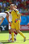 Manuel Neuer (GER), <br /> JUNE 16, 2014 - Football /Soccer : <br /> 2014 FIFA World Cup Brazil <br /> Group Match -Group G- <br /> between  Germany 4-0 Portugal <br /> at Arena Fonte Nova, Salvador, Brazil. <br /> (Photo by YUTAKA/AFLO SPORT)