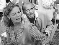 Lauren Bacall Bob Fosse 1982<br /> Photo By Adam Scull/PHOTOlink.net