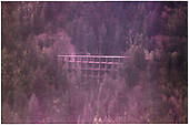 Side view of RGS Ames Trestle (43-A).<br /> RGS  Ames, CO