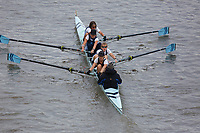 Crew: 237  Weybridge  WE 4+<br /> <br /> Veteran Fours Head 2018<br /> <br /> To purchase this photo, or to see pricing information for Prints and Downloads, click the blue 'Add to Cart' button at the top-right of the page.