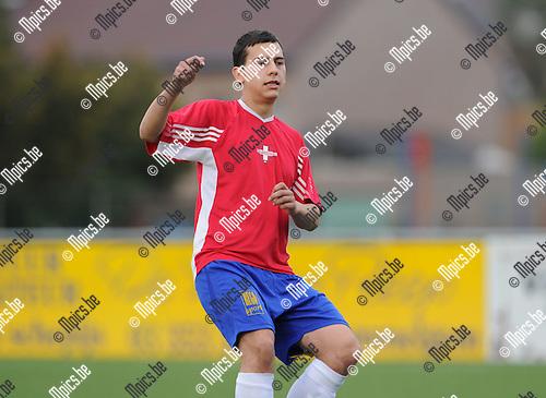 2011-08-07 / Voetbal / seizoen 2011-2012 / Ternesse VV / .Egron Miski..Foto: mpics