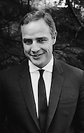 June 2nd, 1968. Marlon Brando smilling in New York. Image by © JP Laffont