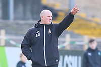 Bradford City manager Simon Grayson during the Sky Bet League 1 match between Plymouth Argyle and Bradford City at Home Park, Plymouth, England on 24 February 2018. Photo by Thomas Gadd.