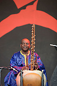 Jun 29, 2014: TOUMANI & DIABATE - Glastonbury Festival Day 4