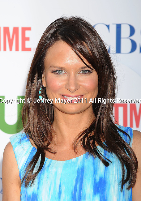 BEVERLY HILLS, CA - AUGUST 03: Mary Lynn Rajskub. arrives at the TCA Party for CBS, The CW and Showtime held at The Pagoda on August 3, 2011 in Beverly Hills, California.