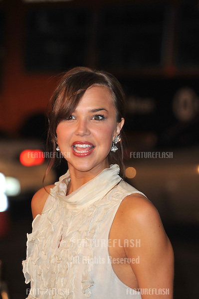 "Arielle Kebbel at the US premiere of his new movie ""Watchmen"" at Grauman's Chinese Theatre, Hollywood..March 2, 2009  Los Angeles, CA.Picture: Paul Smith / Featureflash"