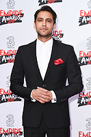 Luke Pasqualino at the Empire Film Awards 2017 at The Roundhouse, Camden, London, UK. <br /> 19 March  2017<br /> Picture: Steve Vas/Featureflash/SilverHub 0208 004 5359 sales@silverhubmedia.com