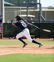 Ismael Mena - 2019 AIL Padres (Bill Mitchell)