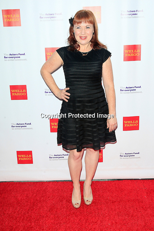LOS ANGELES - JUN 7: Aileen Quinn at the Actors Fund's 19th Annual Tony Awards Viewing Party at the Skirball Cultural Center on June 7, 2015 in Los Angeles, CA