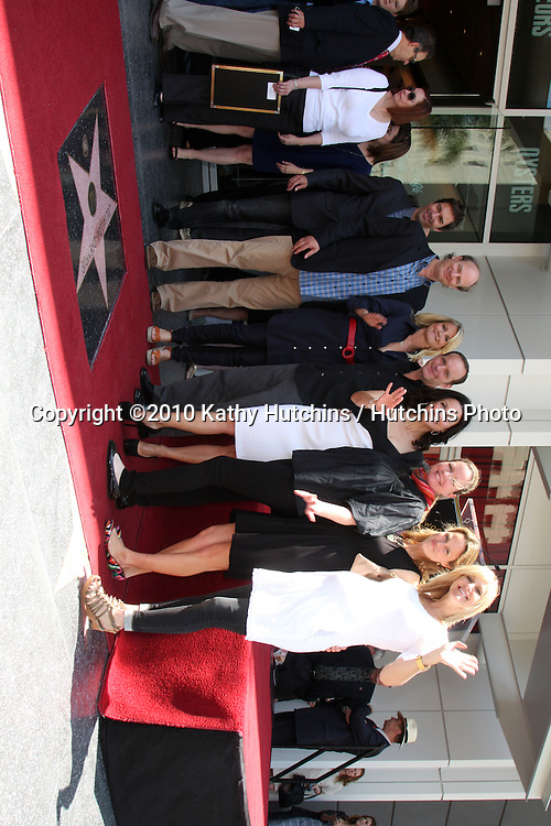 Julia Louis-Dreyfus & Castmates from New Adventure of Old Christine.at the Hollywood Walk of Fame Ceremony for Julia Louis-Dreyfus.Hollywood Walk of Fame - W Hotel.Los Angeles, CA.May 4, 2010.©2010 Kathy Hutchins / Hutchins Photo...