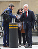 Guests arriving and departing various political programmes on the <br /> BBC, Broadcasting House, London, Great Britain <br /> 11th June 2017 <br /> <br /> <br /> <br /> <br /> John McDonnell <br /> <br /> <br /> Photograph by Elliott Franks <br /> Image licensed to Elliott Franks Photography Services