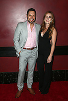 HOLLYWOOD, CA - OCTOBER 31: Nick Wechsler, Alexandra Daniels, at Screening Of 'Rock Paper Dead' At The ArcLight Hollywood in Hollywood, California on October 31, 2017. Credit: Faye Sadou/MediaPunch