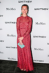 Natalie Joos attends the annual Whitney Art Party hosted by the Whitney Contemporaries, and sponsored by Max Mara, at Skylight at Moynihan Station on May 1, 2013.