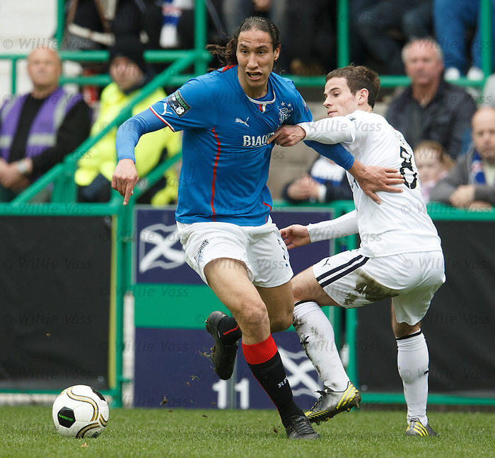 Bilel Mohsni and Kevin Moon
