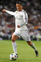 Real Madrid´s Portuguese forward Cristiano Ronaldo